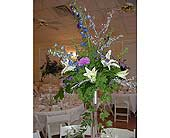 Corwin / Phelan Wedding in Midwest City, Oklahoma, Penny and Irene's Flowers & Gifts