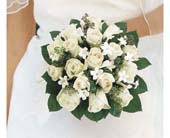 Bridal Bouquet in St. Petersburg, Florida, Artistic Flowers