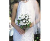 Bridal Bouquet in Farmington, Connecticut, Haworth's Flowers & Gifts, LLC.