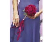 Bridesmaid Bouquet in Cheyenne, Wyoming, Underwood Flowers & Gifts llc