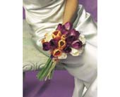 Bridesmaid Bouquet in San Diego, California, The Floral Gallery