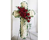 Floral Cross in Wichita KS, Tillie's Flower Shop