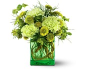 Teleflora's Misty Morning Bouquet in Beaverton, Oregon, Westside Florist