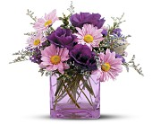Teleflora's Lavender Sunset Bouquet in Beaverton, Oregon, Westside Florist