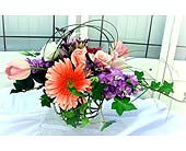 Simple Charm Bouquet in Lake Forest CA, Cheers Floral Creations