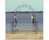 Black Arch in Tuckahoe, New Jersey, Enchanting Florist & Gift Shop