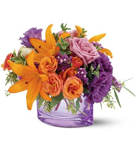 Teleflora 39 S Tahitian Garden Bouquet In Medford Ny Sweet