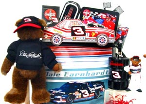 GB174 ''Dale Earnhardt'' Gift Basket in Oklahoma City OK, Array of Flowers & Gifts
