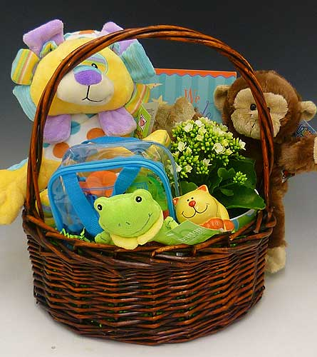 Baby Basket in Kirkland WA, Fena Flowers, Inc.