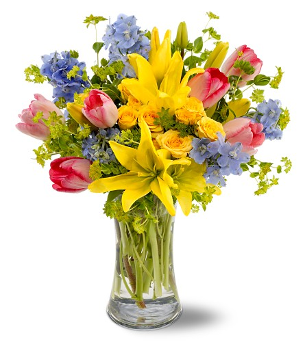Spring Delight in Detroit and St. Clair Shores MI, Conner Park Florist