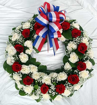 18'' Wreath in Southampton PA, Domenic Graziano Flowers