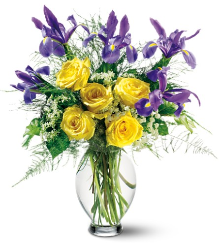 Teleflora's Clear Inspiration Bouquet in Victoria BC, Thrifty Foods Flowers & More