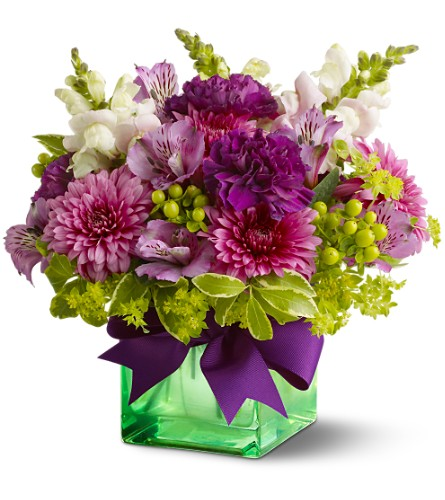 Teleflora's Cheerful Wishes in Savannah GA, John Wolf Florist