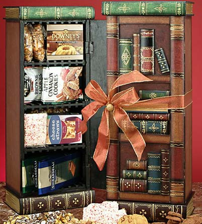 GF81 Gentleman's Library (CD Cabinet) in Oklahoma City OK, Array of Flowers & Gifts