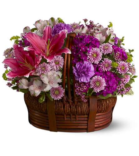 Basket of Bliss in Hendersonville TN, Brown's Florist