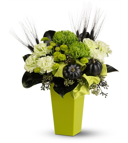 Ghoulish Green Local and Nationwide Guaranteed Delivery - GoFlorist.com
