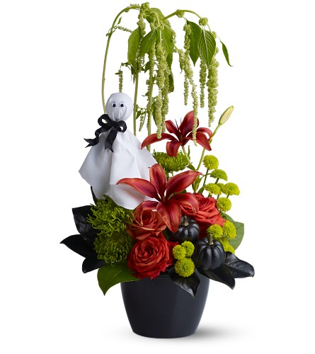 Mostly Ghostly in Fort Worth TX, TCU Florist