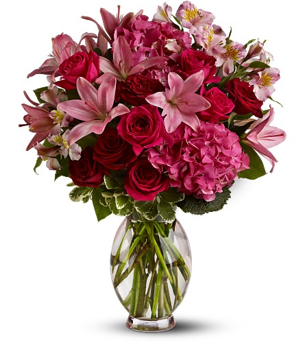 Teleflora's Head Over Heels in Oklahoma City OK, Array of Flowers & Gifts
