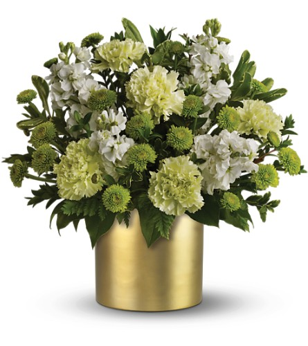 Telefloras Touch of Gold Bouquet in Brewster NY The Brewster