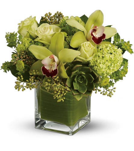 Teleflora's Rainforest Bouquet -  Deluxe in Laurel MD, Rainbow Florist & Delectables, Inc.