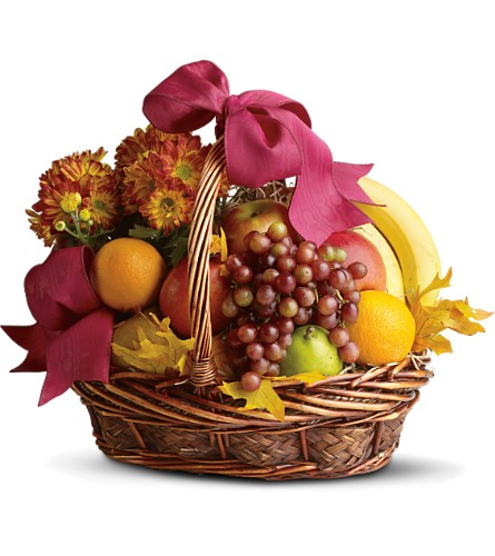 Fruits of Autumn in usa-send-flowers NJ, Stanley's America's Florist & Gifts