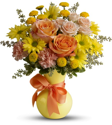 Teleflora's Heart Warmer in Rochester NY, Fabulous Flowers and Gifts