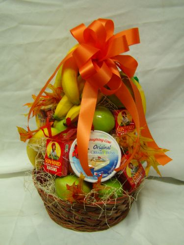 Sayville Flowers Fruit Basket in Sayville NY, Sayville Flowers Inc