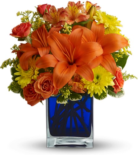 Teleflora's Summer Nights Local and Nationwide Guaranteed Delivery - GoFlorist.com