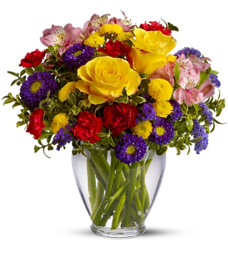 Brighten Your Day in Fair Oaks CA, The Flower Shop