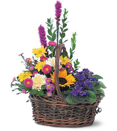 Basket of Glory in Birmingham AL, Norton's Florist