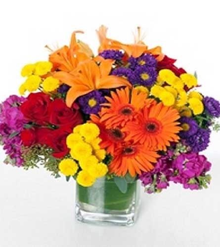 COLORFUL COLORADO in Longmont CO, Longmont Florist, Inc.