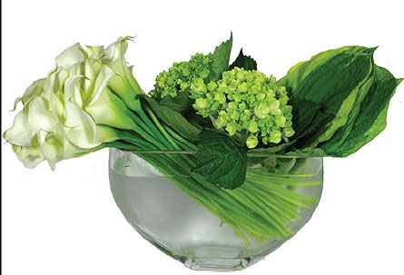 Clear Calla Moon in New York NY, Fellan Florists Floral Galleria