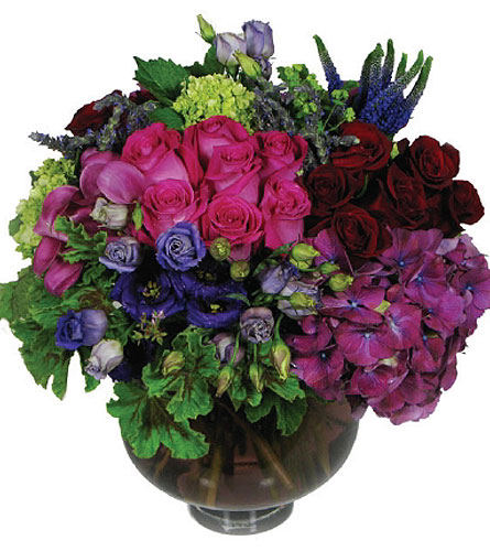 Romance Classic in New York NY, Fellan Florists Floral Galleria