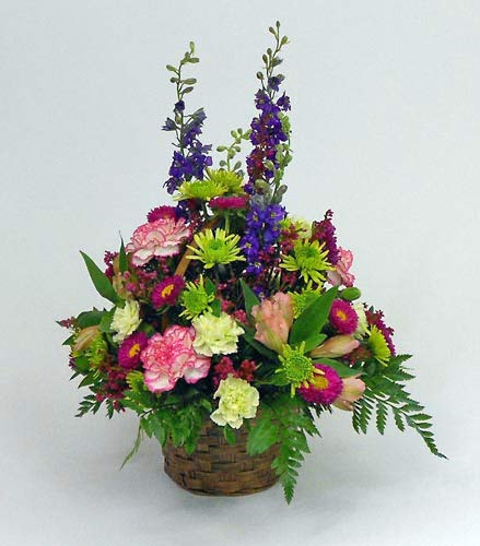 Basket of Blooms in Royersford PA, Three Peas In A Pod Florist