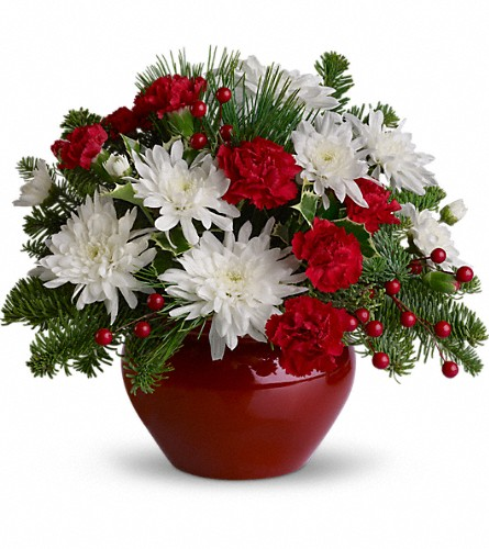 Christmas Treasure in Rocky Mount NC, Flowers and Gifts of Rocky Mount Inc.