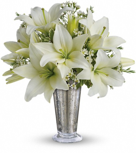 Written in the Stars by Teleflora in New York NY, Fellan Florists Floral Galleria