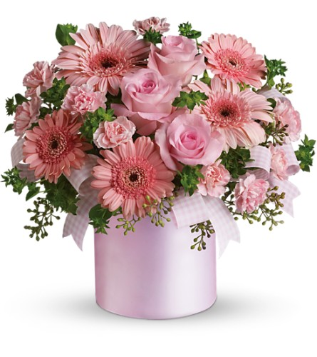 Teleflora's Lovely Lady Local and Nationwide Guaranteed Delivery - GoFlorist.com