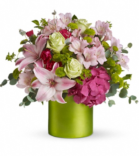 Fancy Flowers by Teleflora in Washington, D.C. DC, Caruso Florist