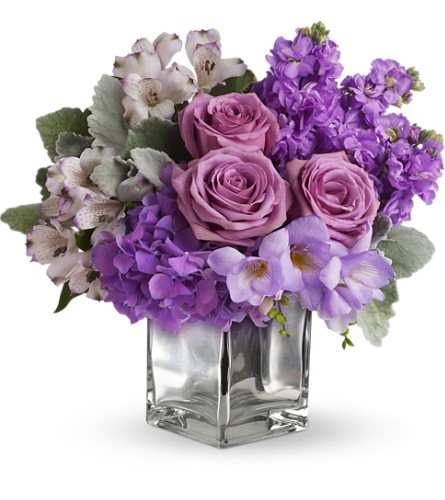 Sweet as Sugar by Teleflora in Canton NC, Polly's Florist & Gifts