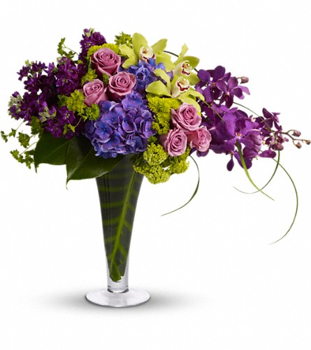 Your Majesty in San Francisco CA, Fillmore Florist
