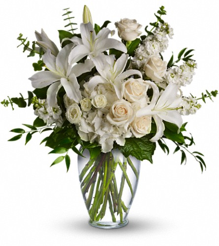 Dreams From the Heart Bouquet in Hollywood FL, Al's Florist & Gifts