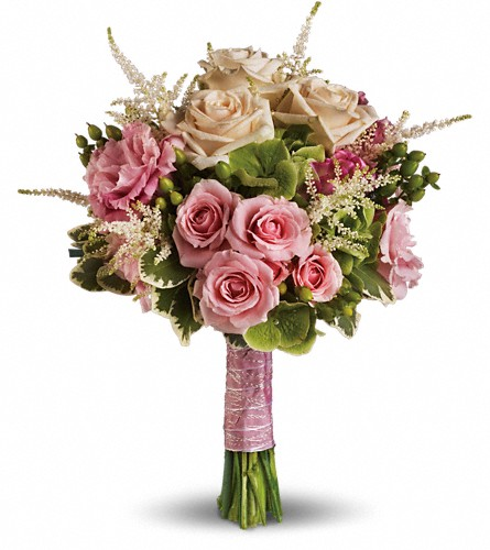 Rose Meadow Bouquet in Renton WA, Cugini Florists