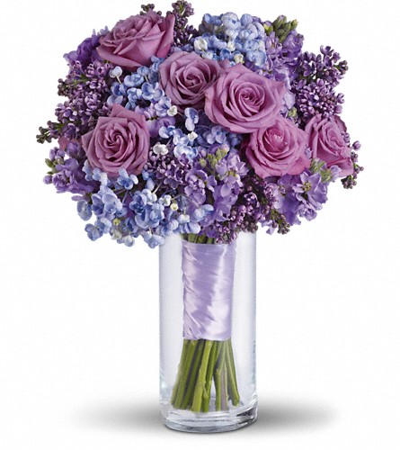 Lavender Heaven Bouquet in Colorado Springs CO, Platte Floral