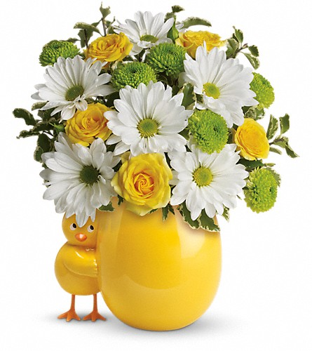 My Little Chickadee by Teleflora in Athens GA, Flower & Gift Basket