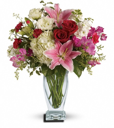 Kensington Gardens by Teleflora in Raritan NJ, Angelone's Florist - 800-723-5078