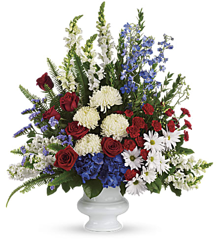 With Distinction in McKinney TX, Ridgeview Florist