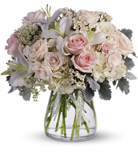 Beautiful Whisper in Sayville NY, Sayville Flowers Inc