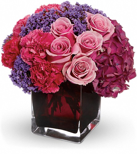 Teleflora's Enchanted Journey in Bellevue WA, Lawrence The Florist