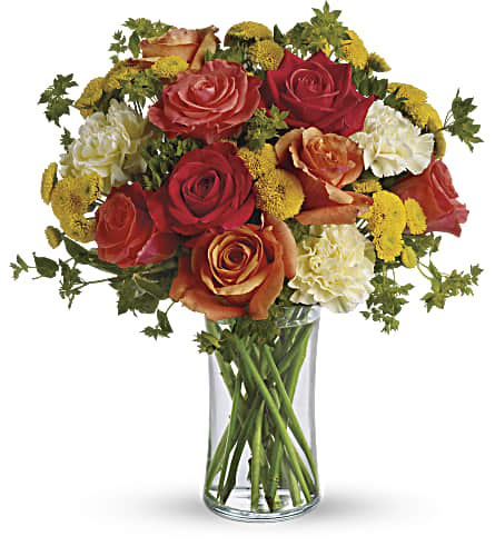 Citrus Kissed in DeKalb IL, Glidden Campus Florist & Greenhouse