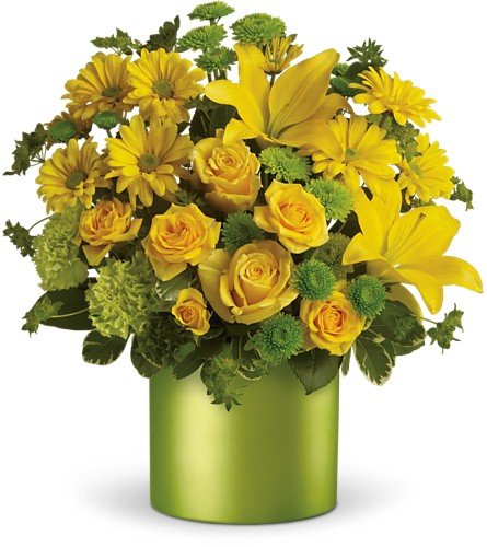 Teleflora's Say It With Sunshine in Hamilton OH, Gray The Florist, Inc.
